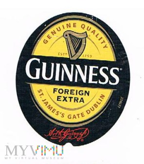 guiness foreign extra