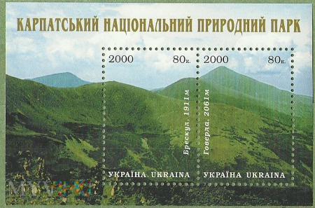 Карпа́тський націона́льний приро́дний парк