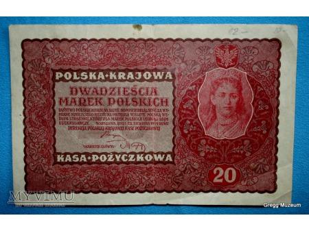 20 Marek Polskich 1919