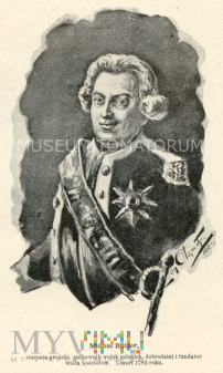 Butler Michał - starosta preński, pułkownik