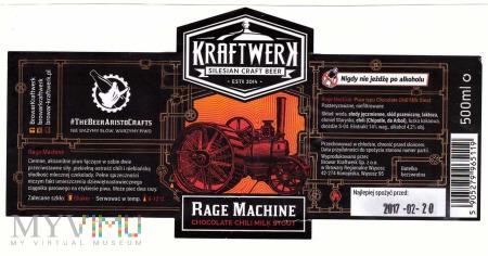 Kraftwerk, Rage Machine