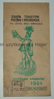 1984 SITG KWK Zabrze-Bielszowice - kufel