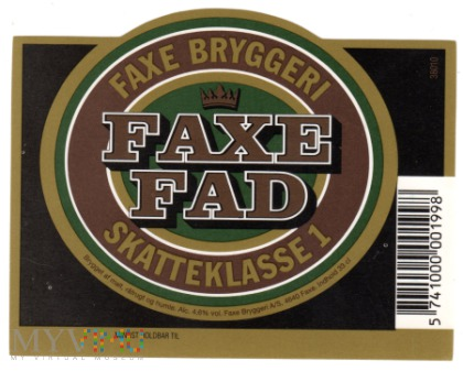 Faxe Fad