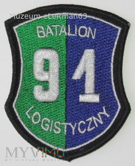 91.Batalion Logistyczny. Komprachcice.