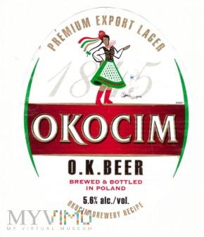 Okocim O.K. BEER
