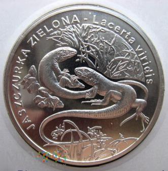 Duże zdjęcie 20 złotych 2009 r. Polska