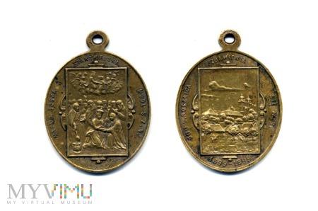 Medalik Matki Boskiej Starowiejskiej