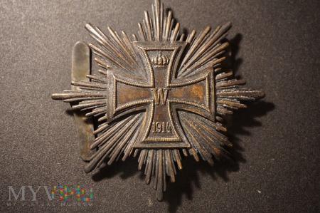 Pruska gwiazda orderowa z krzyzem zelaznym