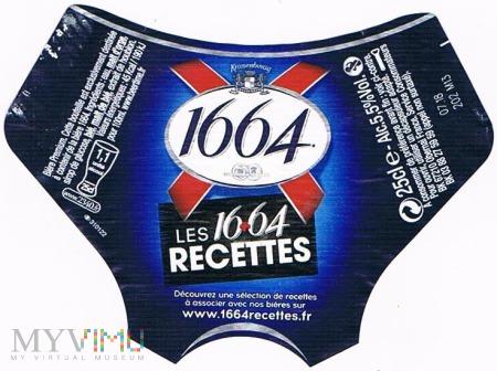 Duże zdjęcie les 1664 recettes