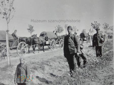 polscy jeńcy w Piaskach 1939