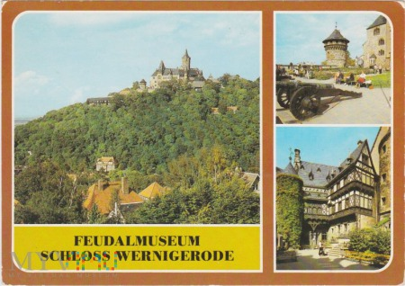 FEUDALMUSEUM SCHLOSS WERNIGERODE