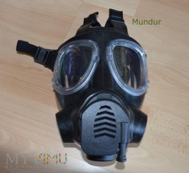 Maska p-gaz MP-6 + instrukcja