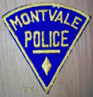 Montvale policja