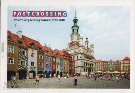 Postcrossing Meeting Poznań, 29.09.18