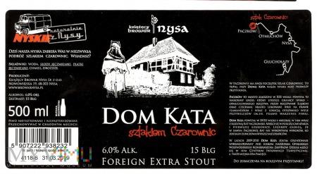 Nysa, Dom Kata