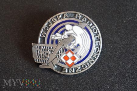 Odznaka - Wojska Radiotechniczne Nr: 115