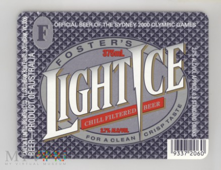 Foster's Light Ice