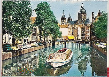 Pamiątka - AMSTERDAM
