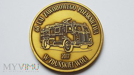 60 Lat Zawodowego Pożarnictwa w Zduńskiej Woli
