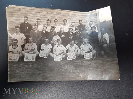 Klub sportowy/wojskowy/ z okresu II RP