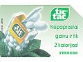 Phonecard - Ferrero Tic-Tac