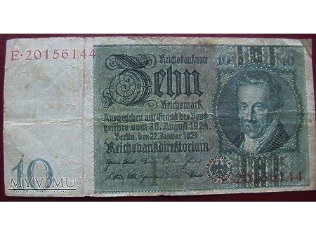 10 MAREK - Niemcy