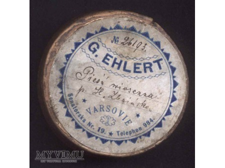 G.Ehlert- Varsovie