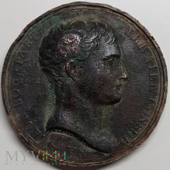 Medal Napoleon Bonaparte