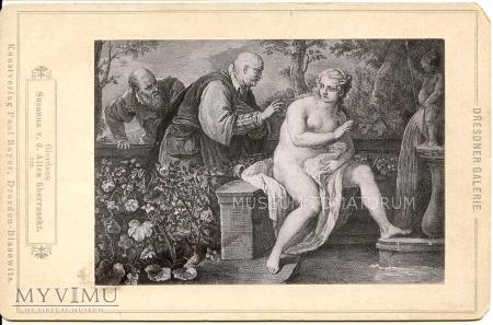 Giordano - Zuzanna w kąpieli