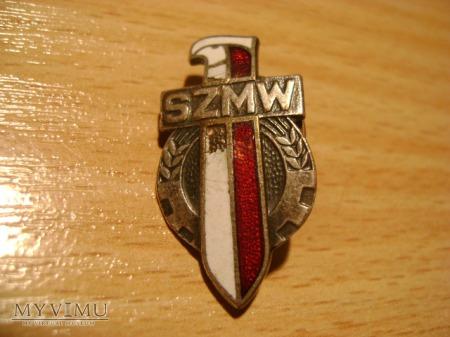 Duże zdjęcie odznaka SZMW