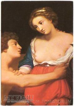 Lucio Massari - Amnon i Tamar