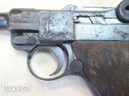 Pistolet P08 LUGER Parabellum 1918 rok
