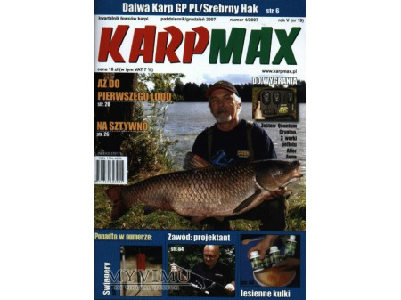 Karp Max 1'2007-4'2008 (16-23)