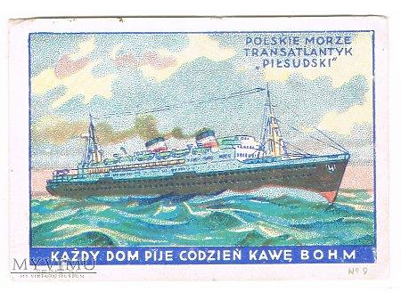 Duże zdjęcie Bohm - 4x09 - Transatlantyk Piłsudski