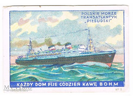 Bohm - 4x09 - Transatlantyk Piłsudski