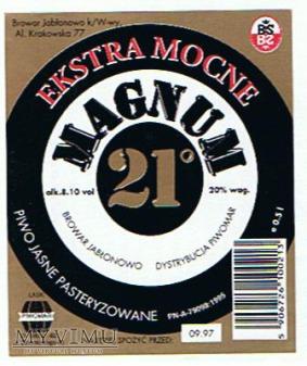 magnum 21°