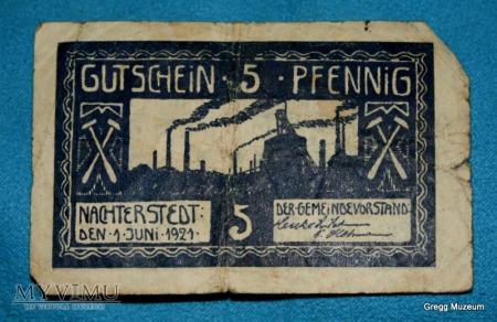 5 Pfennig 1921 (Notgeld)