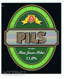 pils silver