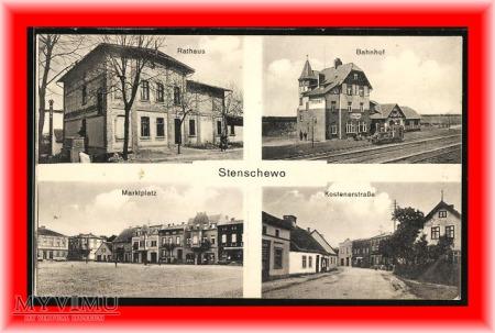 STĘSZEW Stenschewo