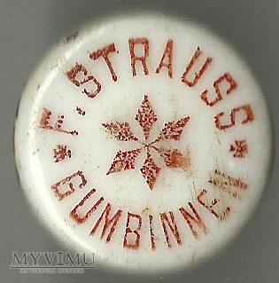 Gumbinnen (Gusiew) - F.Strauss