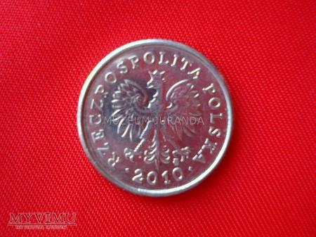 50 groszy 2010 rok
