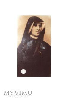 Ex indumentis Św Siostry Faustyny