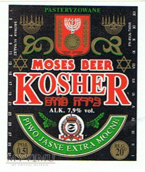 moses beer kosher