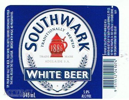southwark white beer