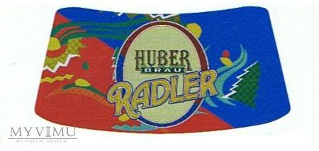 Duże zdjęcie huber brau-radler