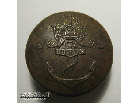 Guzik pruski Kaiserliche Marine
