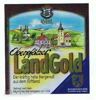 hösl oberpfälzer landgold