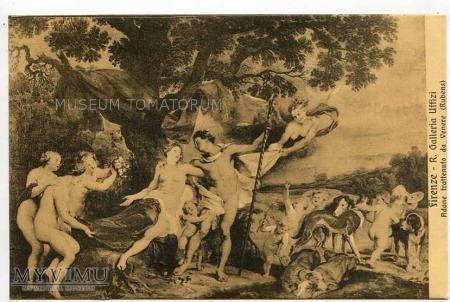 Rubens - Adonis i Venera