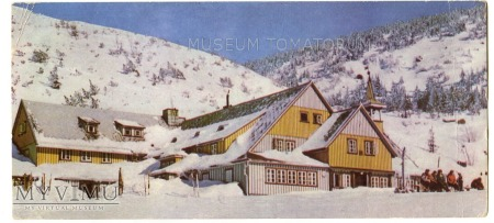 Karkonosze - Samotnia 1984