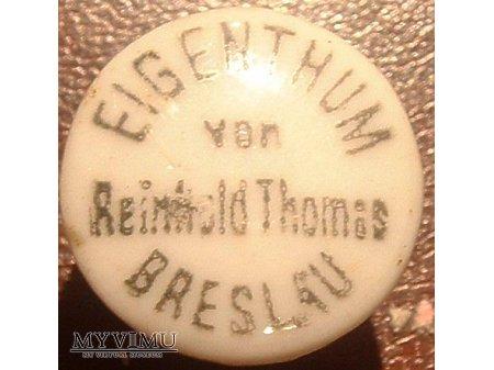 Brauerei R. Thomas - Breslau